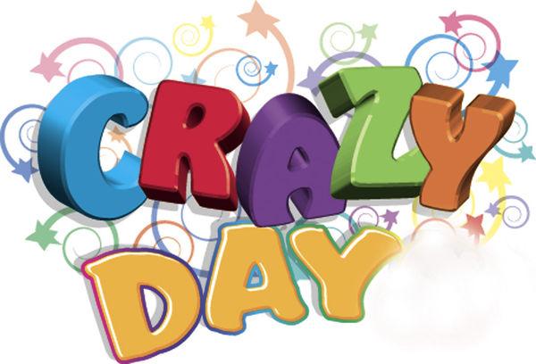 Podzimní prázdninový den Crazy day