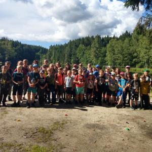 Letní pobytový tábor Ve stopách dobrodruhů